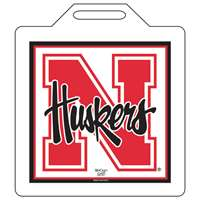 Nebraska Cornhuskers Stadium Seat Cushion