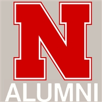 Nebraska Cornhuskers Transfer Decal - Alumni