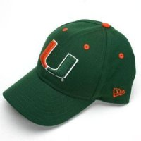 Miami New Era Concealer Fitted Hat