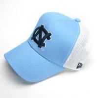 bd25ef99716 North Carolina New Era Concealer Fitted Hat - Blue