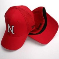 Nebraska New Era Aflex Hat