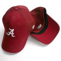 Alabama Crimson Tide Hat - Aflex By New Era
