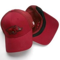 Arkansas New Era Aflex Hat