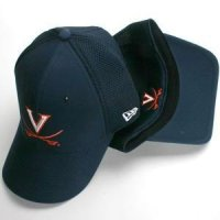 Virginia New Era Aflex Hat