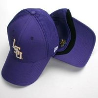 Lsu New Era Aflex Hat