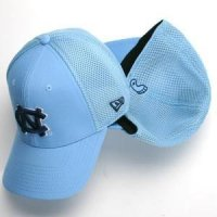 North Carolina New Era Aflex Hat