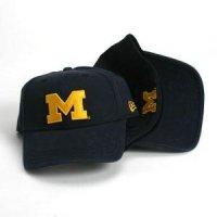 Michigan New Era Hat - Foundation Cap