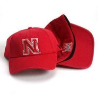 Nebraska New Era Hat - Foundation Cap