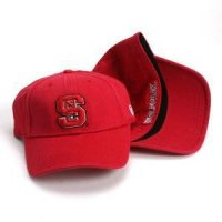 North Carolina State New Era Hat - Foundation Cap