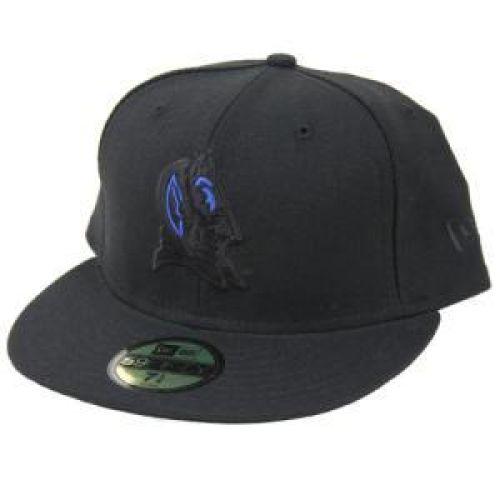 Duke New Era 59fifty Fitted Hat - Black 3064738c2c6
