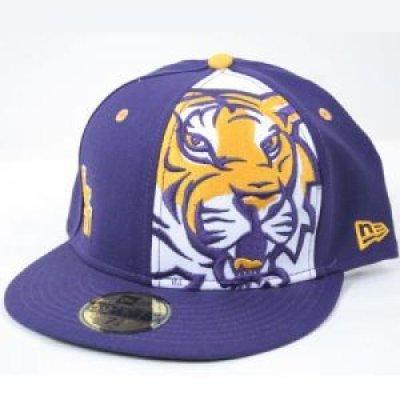 Lsu New Era 5950 Hat