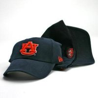 Auburn New Era Hat - Navy Foundation Cap