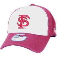 Florida State New Era Hat - White Front Foundation Cap