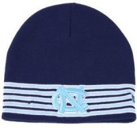 North Carolina Tar Heels 5a Stripe New Era Cap