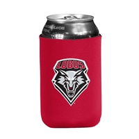 New Mexico Lobos Can Coozie