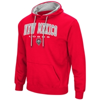 New Mexico Lobos Colosseum Zone III Hoodie - Arch