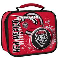 New Mexico Lobos Kid's Accelerator Lunchbox