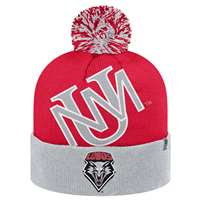 New Mexico Lobos Top of the World Blaster Knit Beanie