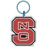 North Carolina State Wolfpack Premium Acrylic Key Ring