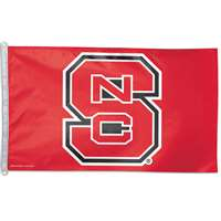 North Carolina State Wolfpack Flag By Wincraft 3' X 5'