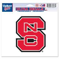"North Carolina State Wolfpack Ultra Decal 5"" x 6"""