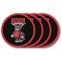 North Carolina State Wolfpack Coaster Set - 4 Pack