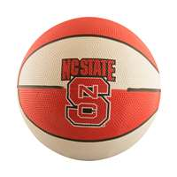 North Carolina State Wolfpack Game Master Mini Rubber Basketball