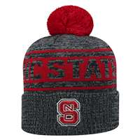 North Carolina State Wolfpack Top of the World Sock It 2 Me Knit Beanie