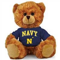 Navy Midshipmen Stuffed Bear