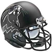 Northwestern Wildcats Mini Helmet by Schutt - Matte Black