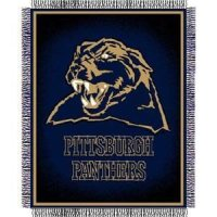 Pittsburgh Panthers Woven Jacquard Throw