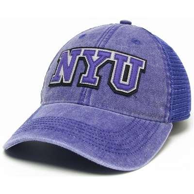 4f852edb NYU Bobcats Legacy Trucker Hat - Purple
