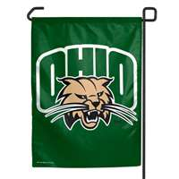 "Ohio Bobcats Garden Flag By Wincraft 11"" X 15"""
