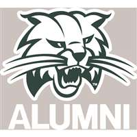 Ohio Bobcats Transfer Decal - Alumni