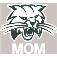 Ohio Bobcats Transfer Decal - Mom