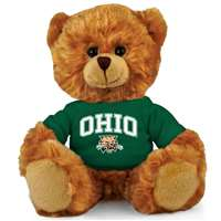 Ohio Bobcats Stuffed Bear