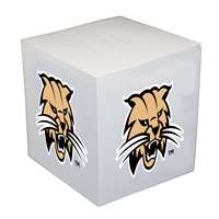 Ohio Bobcats Sticky Note Memo Cube - 550 Sheets