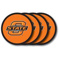 Oklahoma State Cowboys Coaster Set - 4 Pack