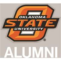 Oklahoma State Cowboys Transfer Decal - Alumni