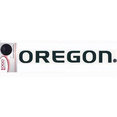 Oregon Ducks Metallic Transfer Decal