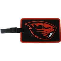 Oregon State Beavers Soft Luggage/Bag Tag