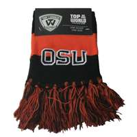 Oregon State Beavers Top of the World Stripe Scarf