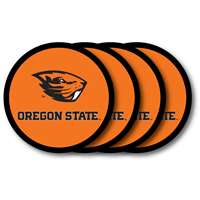 Oregon State Beavers Coaster Set - 4 Pack