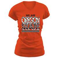 Oregon State Beavers Women's Essential V-Neck T-Shirt