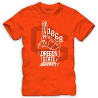 Oregon State Beavers Essential Fan T-Shirt