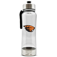 Oregon State Beavers Clip-On Water Bottle - 16 oz