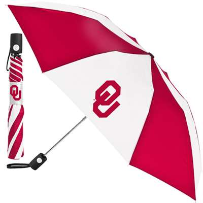 Oklahoma Sooners Umbrella - Auto Folding