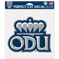 "Old Dominion Monarchs Full Color Die Cut Decal - 8"" X 8"""
