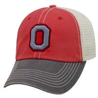 Ohio State Buckeyes Top of the World Offroad Trucker Hat