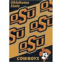 Oklahoma State Banner 2 Sided Premium 28 X 40 Inch